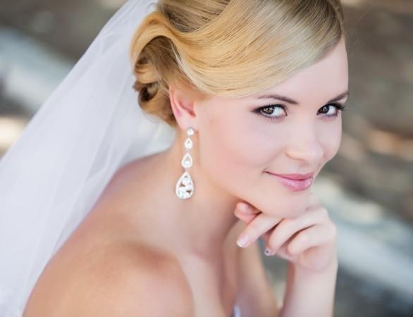 Ook voor bruidskapsels staat Fedine Haarmode tot je dienst
