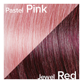 Kleuren Great Lengths Flowstrengen Jewel Red