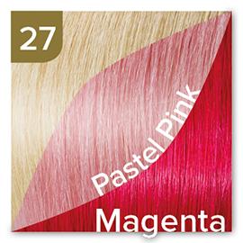 Kleuren Great Lengths Flowstrengen Fashion Magenta