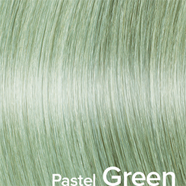 Kleuren Great Lengths Pastel Groen