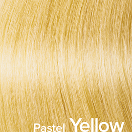 Kleuren Great Lengths Pastel Geel