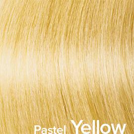 Kleuren Great Lengths Pastel Geel