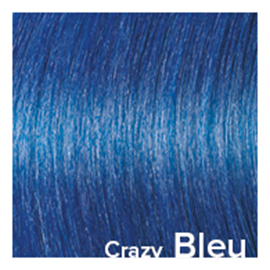 Kleuren Great Lengths Crazy Blauw