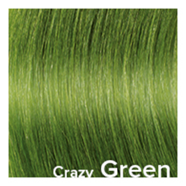Kleuren Great Lengths Crazy Groen