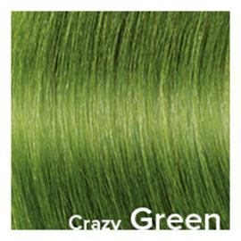 Kleuren Great Lengths Crazy Groen
