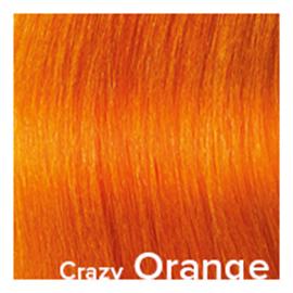 Kleuren Great Lengths Crazy Oranje