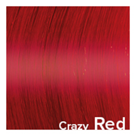 Kleuren Great Lengths Crazy Rood