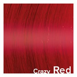 Kleuren Great Lengths Crazy Rood