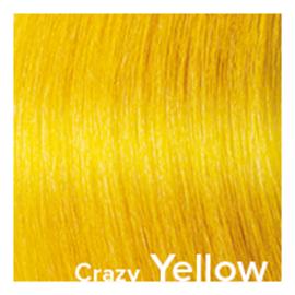 Kleuren Great Lengths Crazy Geel