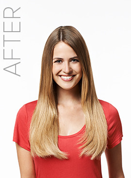Great Lengths resultaat na laagsamenstelling