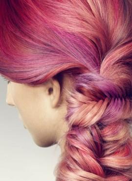 Met Great Lengths kun je kiezen voor een andere haarkleur zonder verven