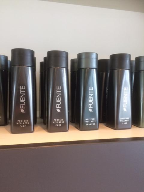 Fuente producten en shampoo